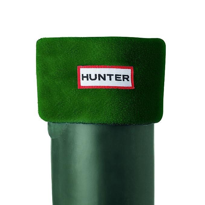 Hunter - Calcetines de polar para botas de agua para niños (Pequeña (S)