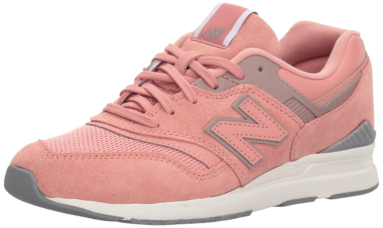 New Balance 697 - Zapatillas Bajas Mujer 36.5 EU Rosa