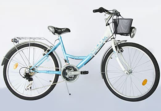 Spint Starket Bicicleta de carretera para niña, 24 pulgadas, 18 ...