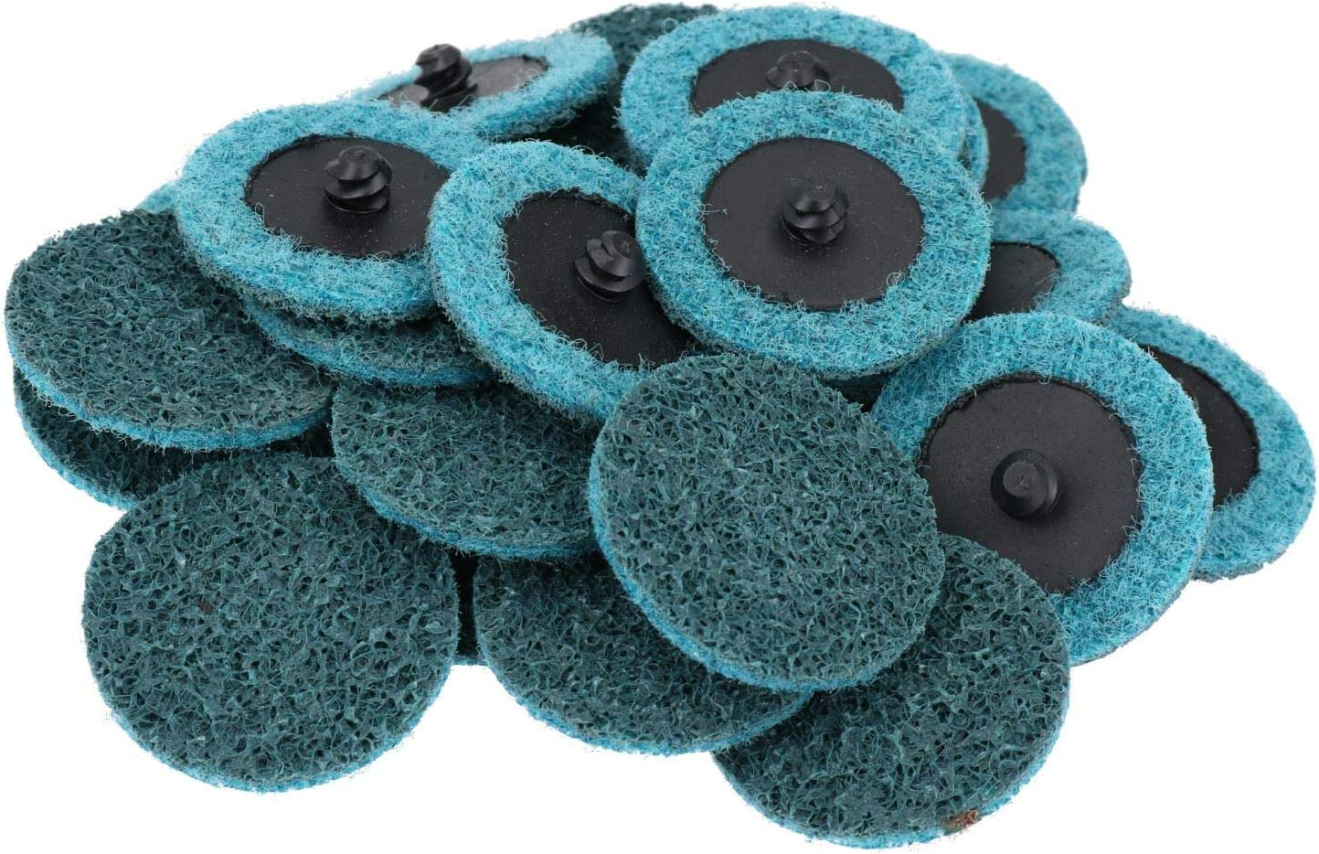 50mm Quick Change Type R Roloc Conditioning Sanding Discs 400 Grit 25pc