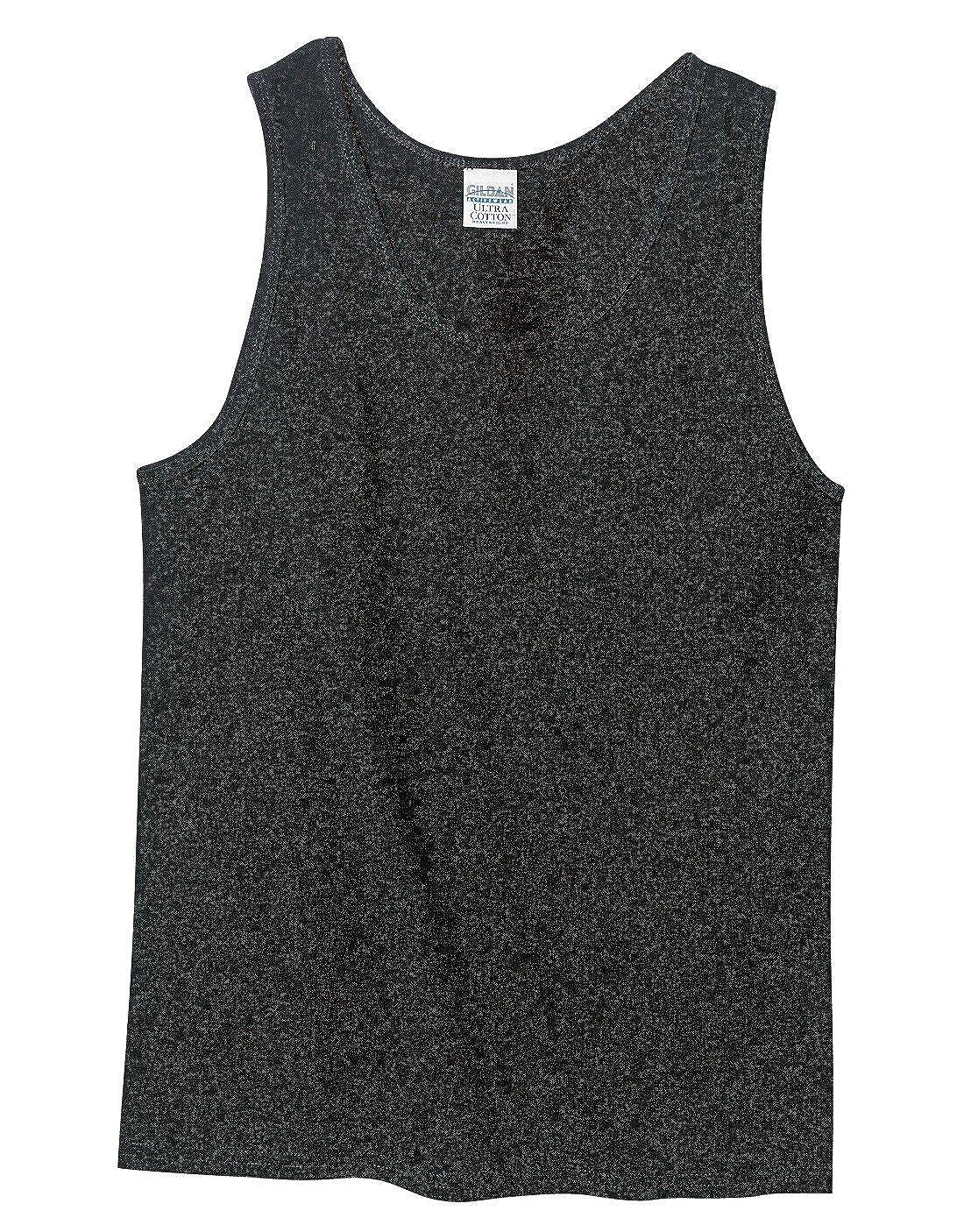e961c76ae411e Gildan G220 Cotton Tank T-Shirt