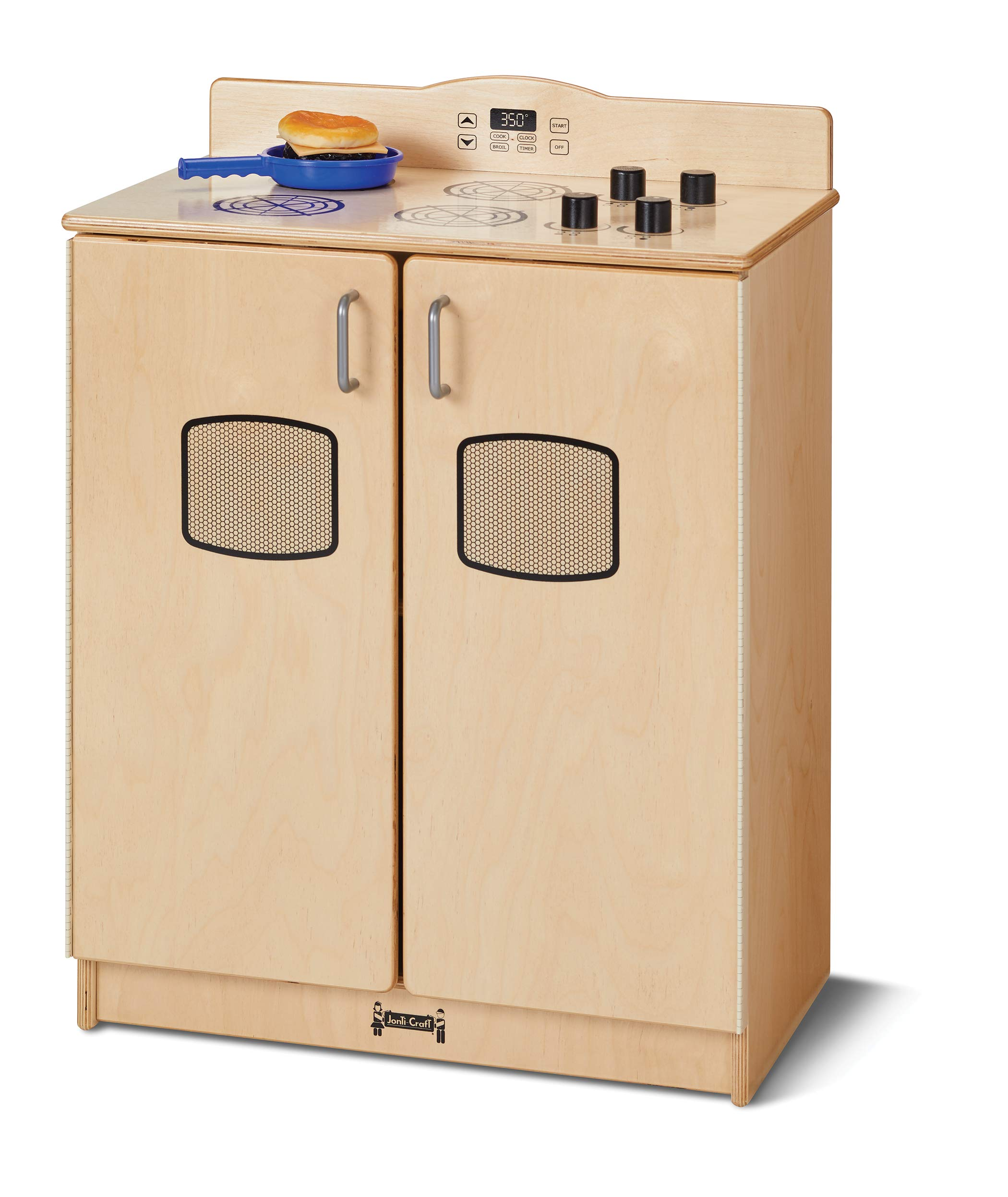 Jonti-Craft 2409SA Culinary Creations School Age Kitchen Stove