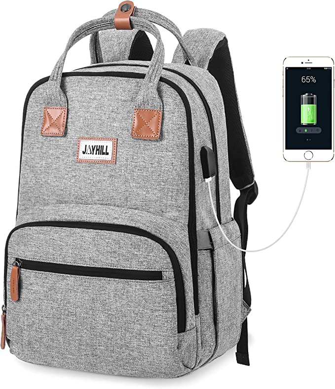 16x11.5x8 Inch Homewifi Kyubey Casual Backpack Laptop Adjustable Shoulder Travel College