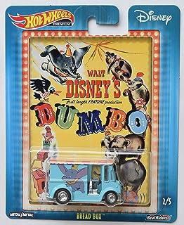 Hot Wheels Disney Premium Dumbo, Blue Bread Box 2/5