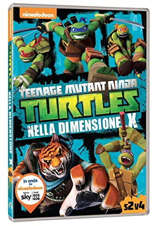 Teenage Mutant Ninja Turtles - Stagione 02 #04 - Nella ...