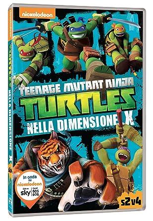 Teenage Mutant Ninja Turtles - Stagione 02 #04 - Nella ...