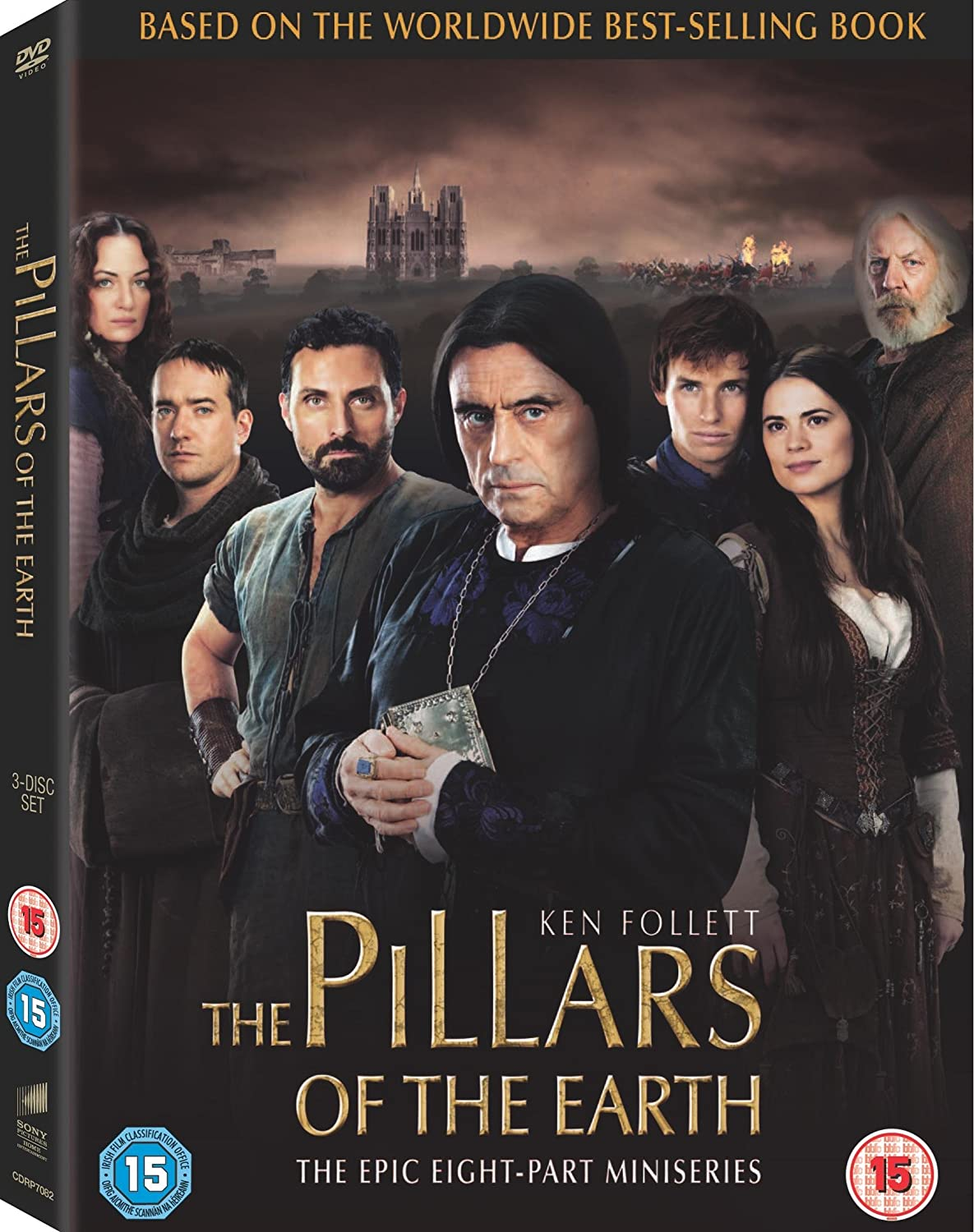 The Pillars of the Earth [Import anglais] B003YCONXQ
