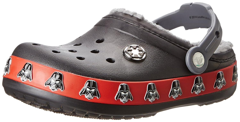 Crocs Crocband Darth Vader Lined, Sabots Garçon