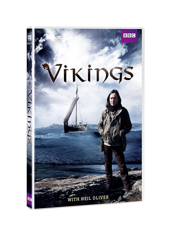 Vikings [DVD]: Amazon co uk: Neil Oliver, Cameron Balbirnie
