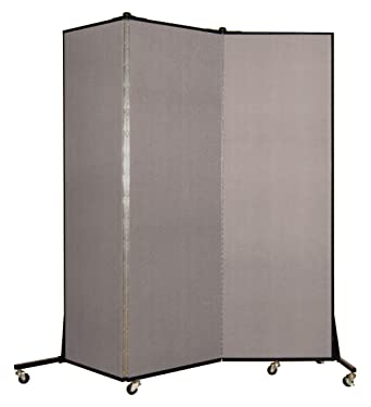 Screenflex Bfsl683 Bg Light Duty Portable Room Divider 3 Panels
