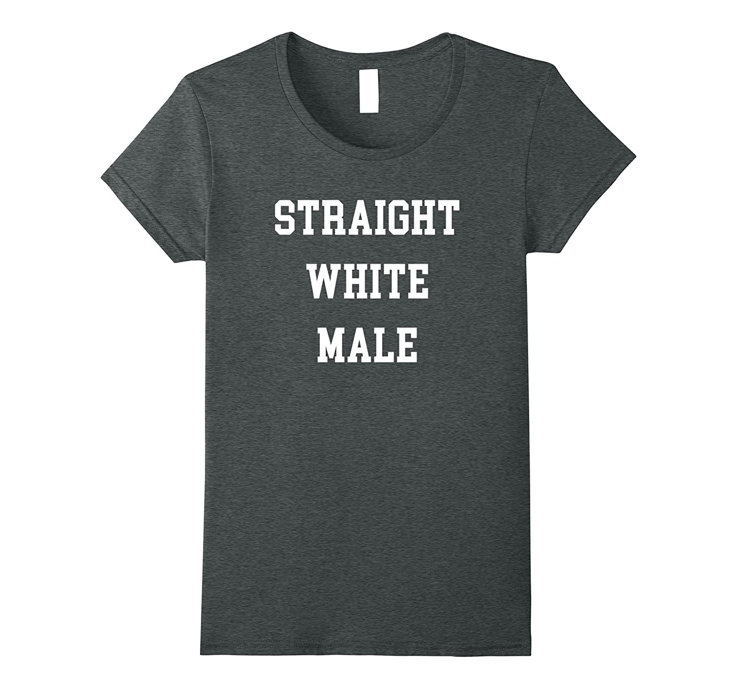 Straight White Male – Alt-Right, Anti-Antifa Shirt
