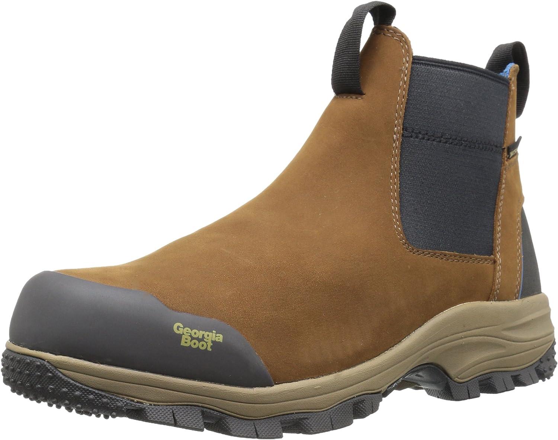 Georgia Men's GB00106 Mid Calf Boot
