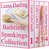 Bathtime Spankings Collection: Four Domestic Discipline Marriage Stories