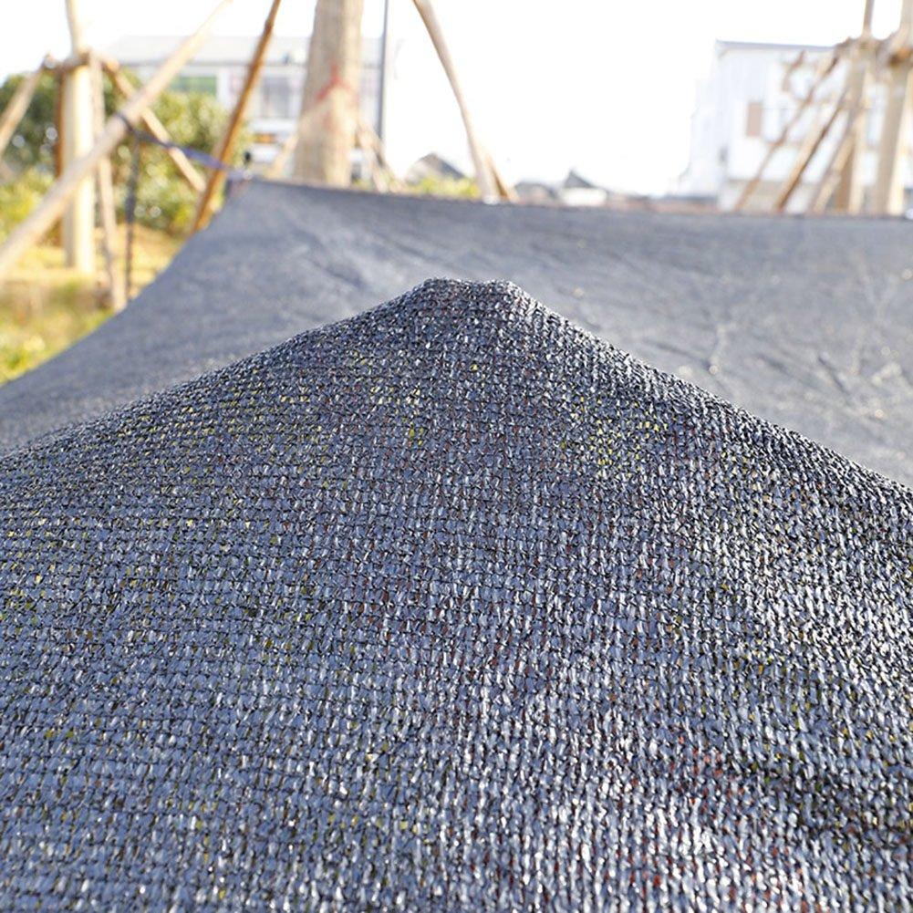 LQQGXL Sonnenschutznetz, Sonnenschutz Sonnenschutz Sonnenschutznetz Gartendach Sukkulenten Grünpflanze Isolierung Isolierung Grünpflanze Netzschutznetz Rand Stanzen Tragbarer Sonnenschirm 3669eb