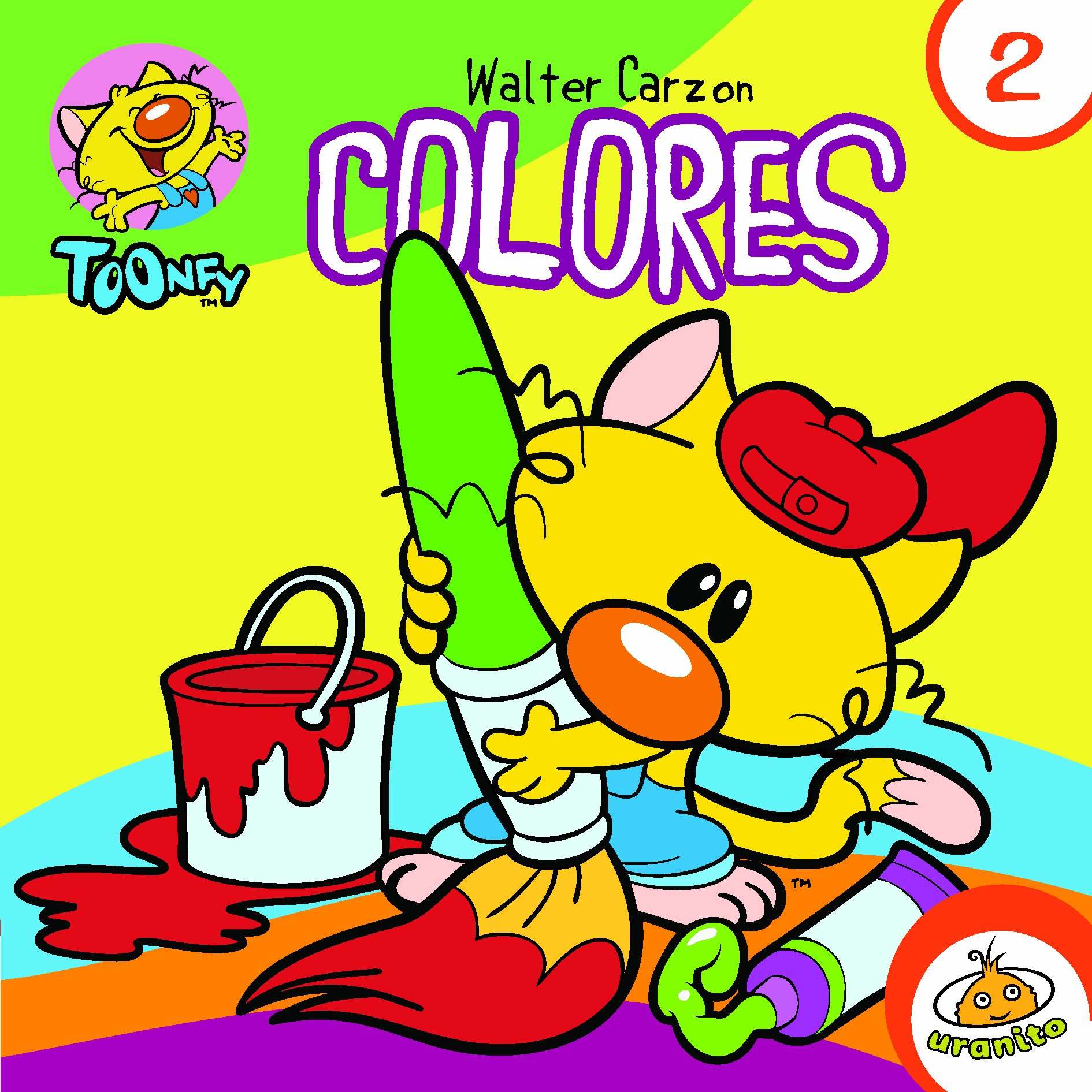 Download Colores (Toonfy 2) (Spanish Edition) pdf
