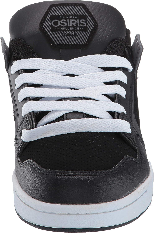 Osiris PXL 1331 1204 Mens Black Synthetic Skate Sneakers Shoes