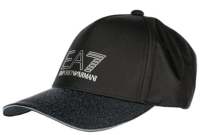b3210f8f260 Image Unavailable. Image not available for. Colour  Emporio Armani EA7  adjustable men s hat ...
