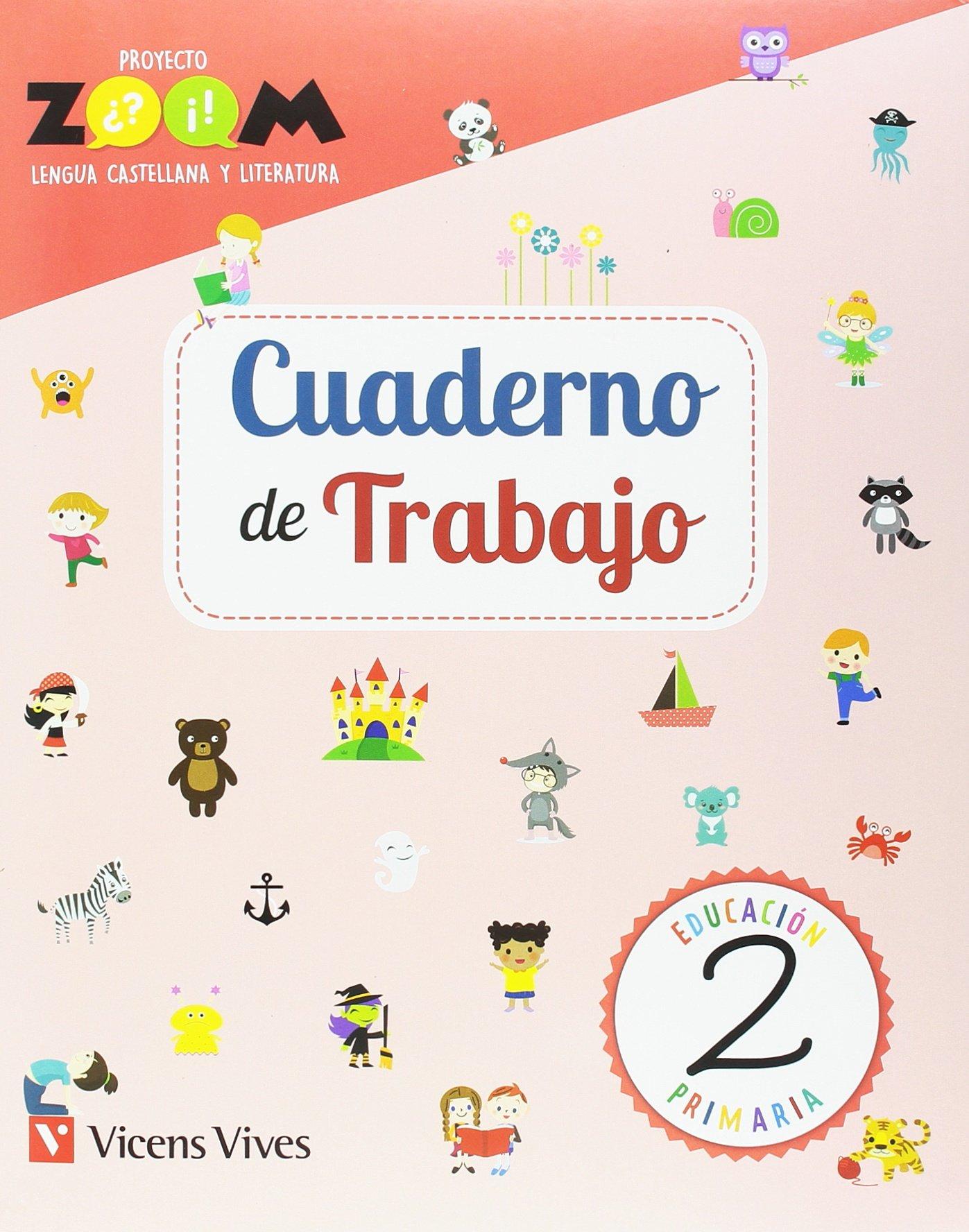 LENGUA 2 CUADERNO DE TRABAJO (ZOOM): Amazon.es: N. Ávila, K. Vandekar, E.  López, B. Brasó: Libros