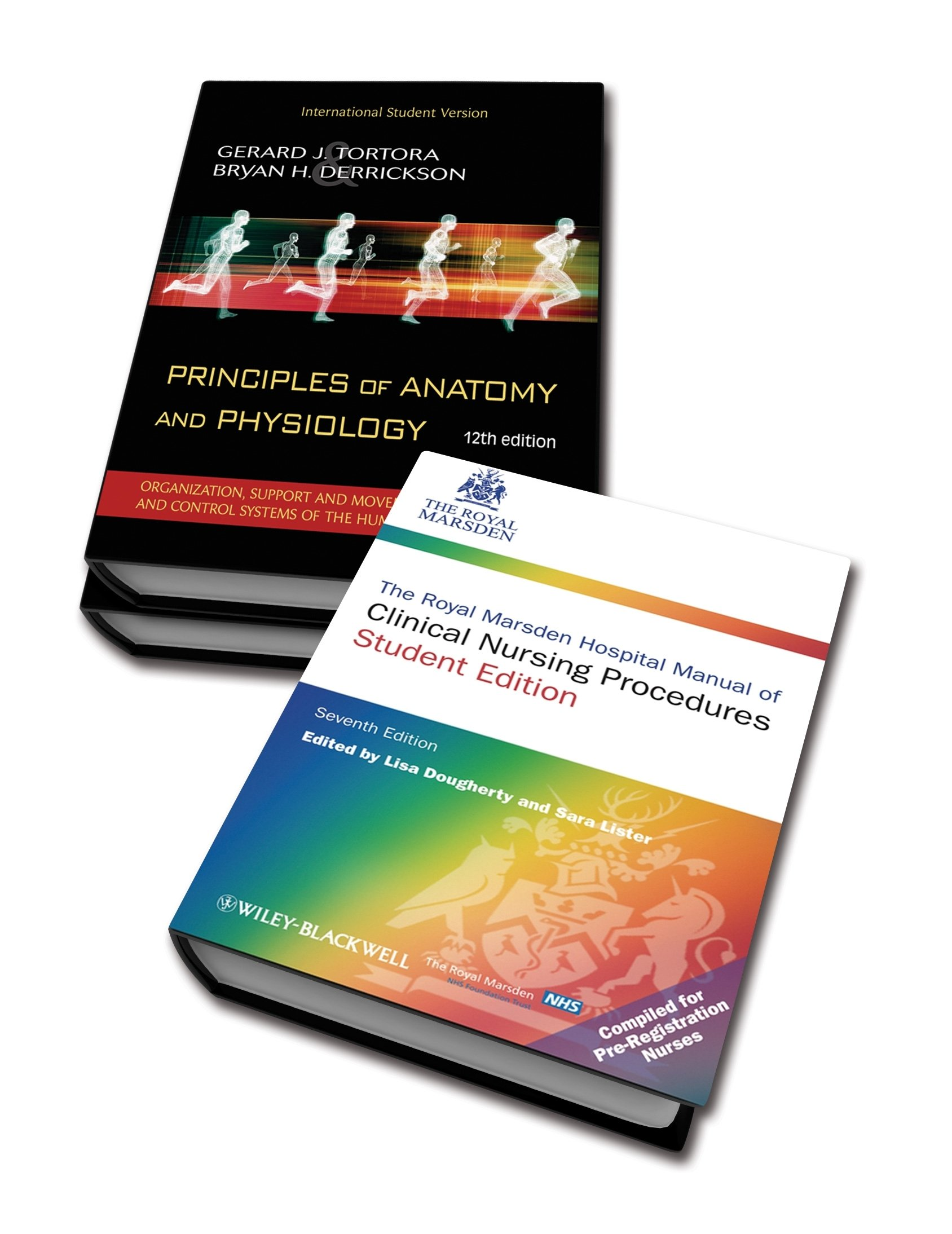 Principles of Anatomy & Physiology, 12th Ed and The Royal Marsden ...