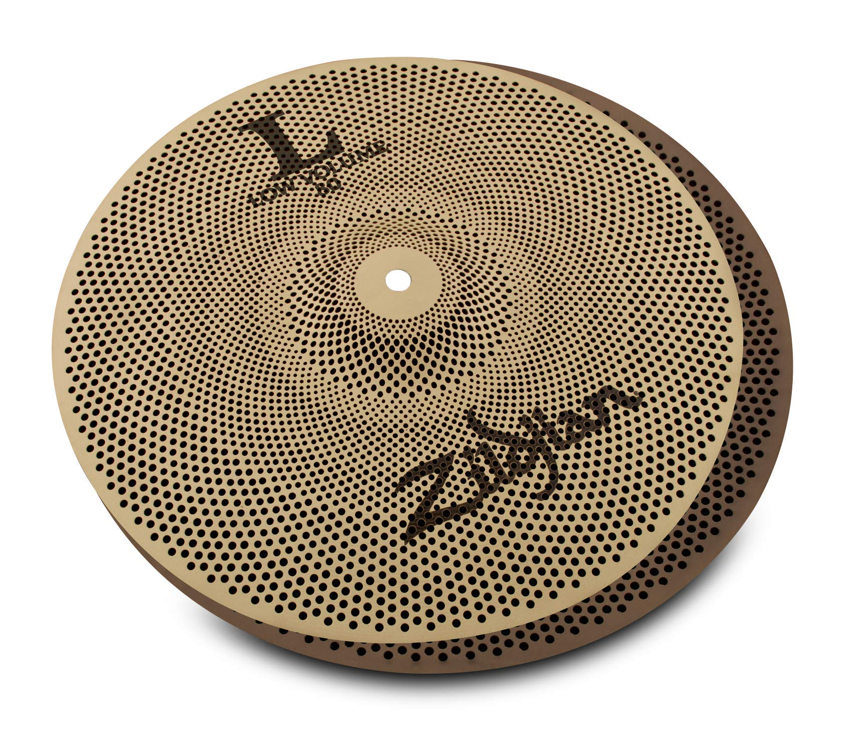 Zildjian L80 Low Volume 14/16/18 Cymbal Set by Avedis Zildjian Company (Image #2)