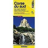 Libris Wanderkarte 09. Corse du sud (GR20) - Porto - Sagone - Pays d'Ajaccio - Vallée de Taravo - Alta Rocca - Aiguilles De Bavella - Rivages du sud. 1 : 60 000