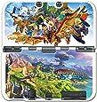 モンスターハンター ストーリーズ カバー for Newニンテンドー3DS LL (【特典】ゲーム内で使用できるアイテムQRコード 同梱)