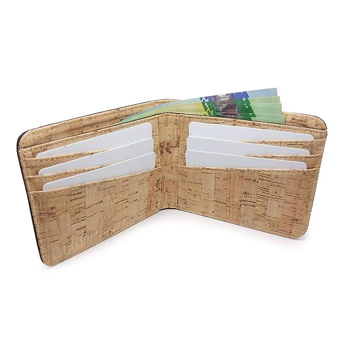 Amazon.com: Baldwin - Cartera con 10 tarjetas plegables RFID ...