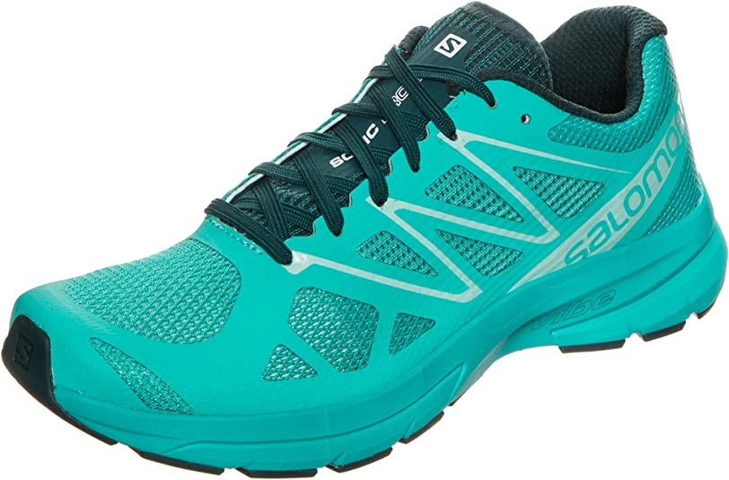 Salomon Sonic Pro 2 W, Zapatillas de Trail Running para Mujer, (Ceramic/Deep Teal/Aruba Blue), 36 EU: Amazon.es: Zapatos y complementos