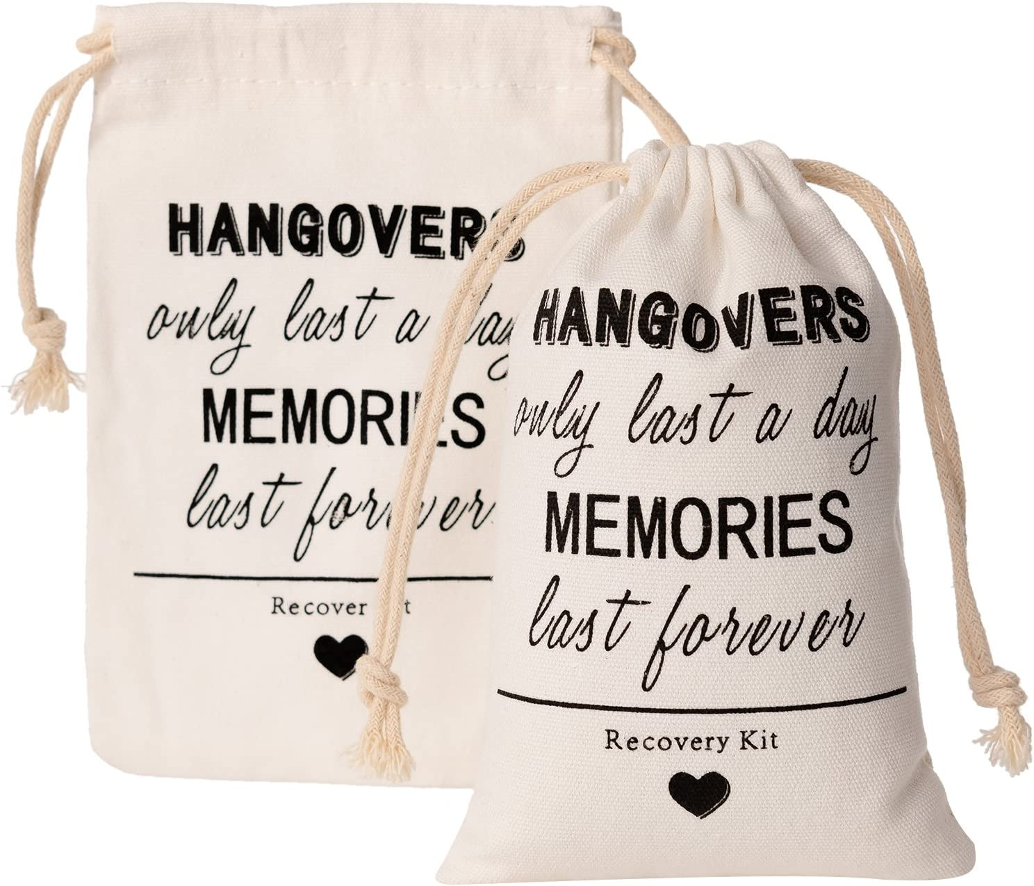 hangover recovery kit bachelorette party personalised hangover recovery kit wedding favors hangovers only last a day hen party favors,
