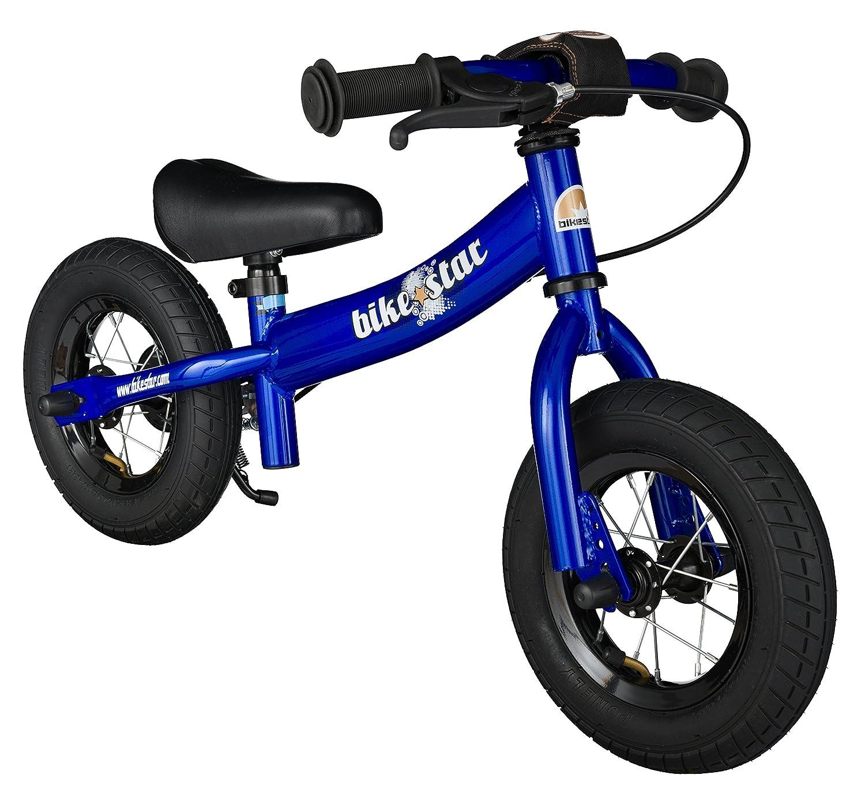 Bikestar Bicicleta sin pedales para niños ☆ 10 pulgadas ☆ Color ...