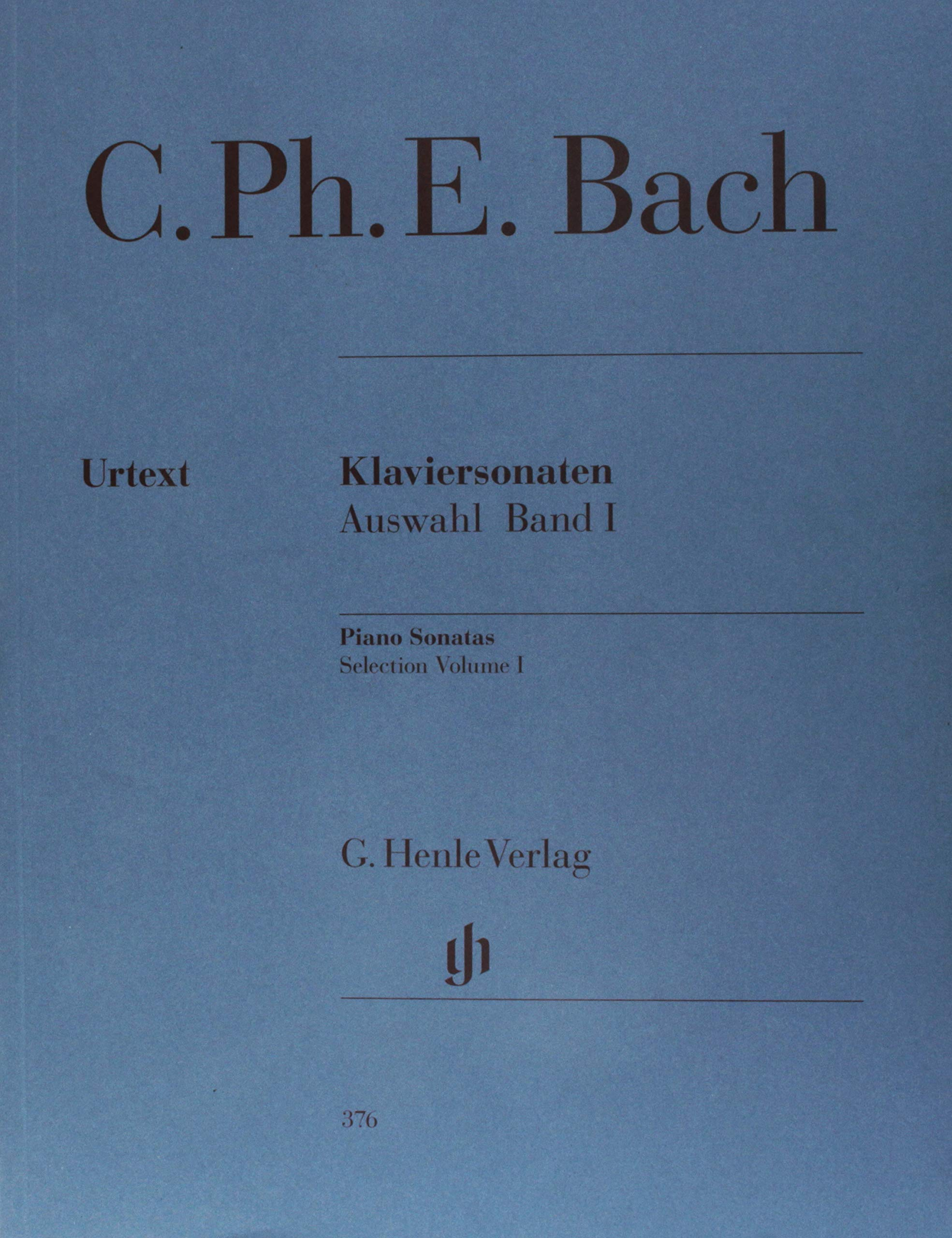 Selected Piano Sonatas Volume 1 Klaviersonaten Auswahl PDF