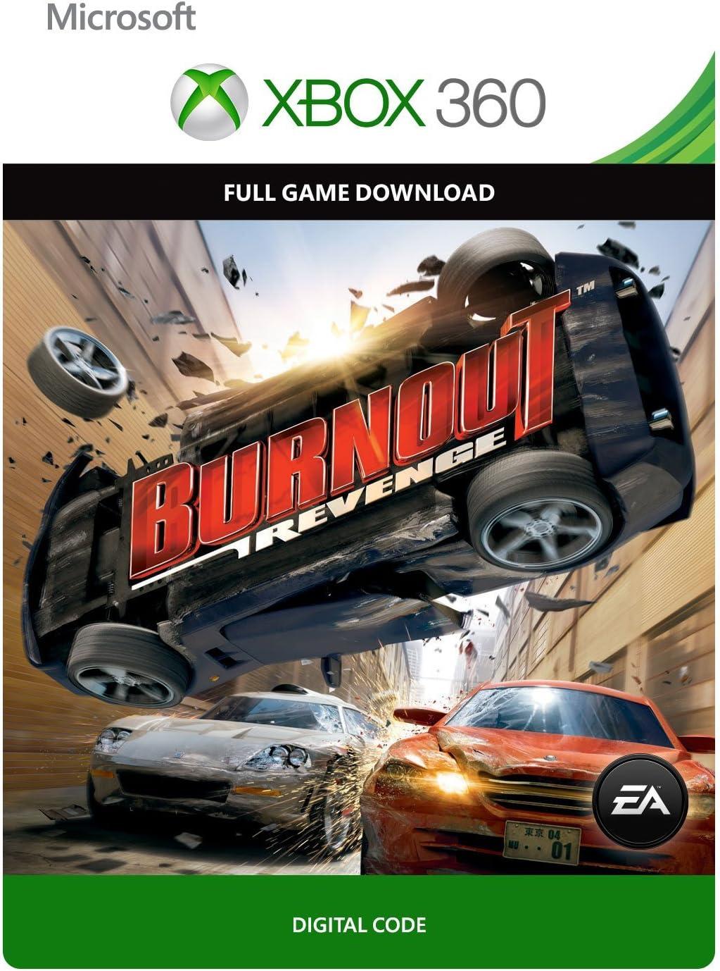 Amazon com: Burnout Revenge - PlayStation 2: Artist Not