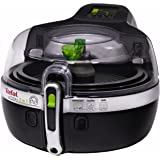 Tefal ActiFry 2-in-1 (6 Portions) Low Fat Healthy Air Fryer, 1400 W, 1.5 Kg - Black