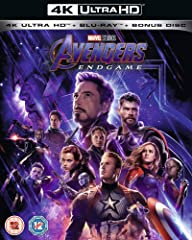 AVENGERS: ENDGAME arrives on Digital July 30 and on 4K, Blu-ray, and DVD Aug. 13 from Disney and Marvel