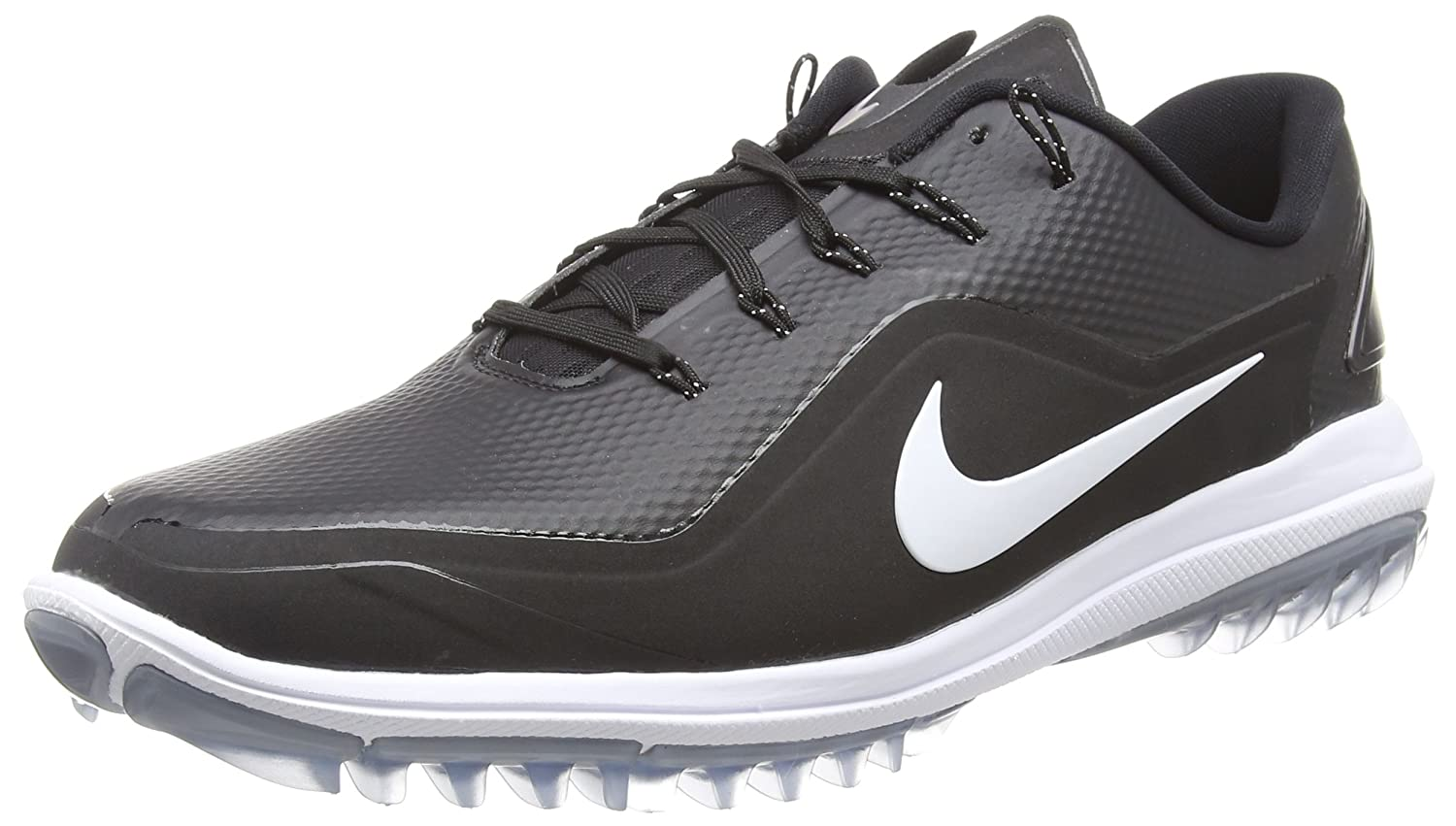 premium selection 881fd f0eaf Amazon.com   Nike Men s Lunar Control Vapor 2 Golf Shoes, Black White Cool  Gray, 11.5 M US   Golf