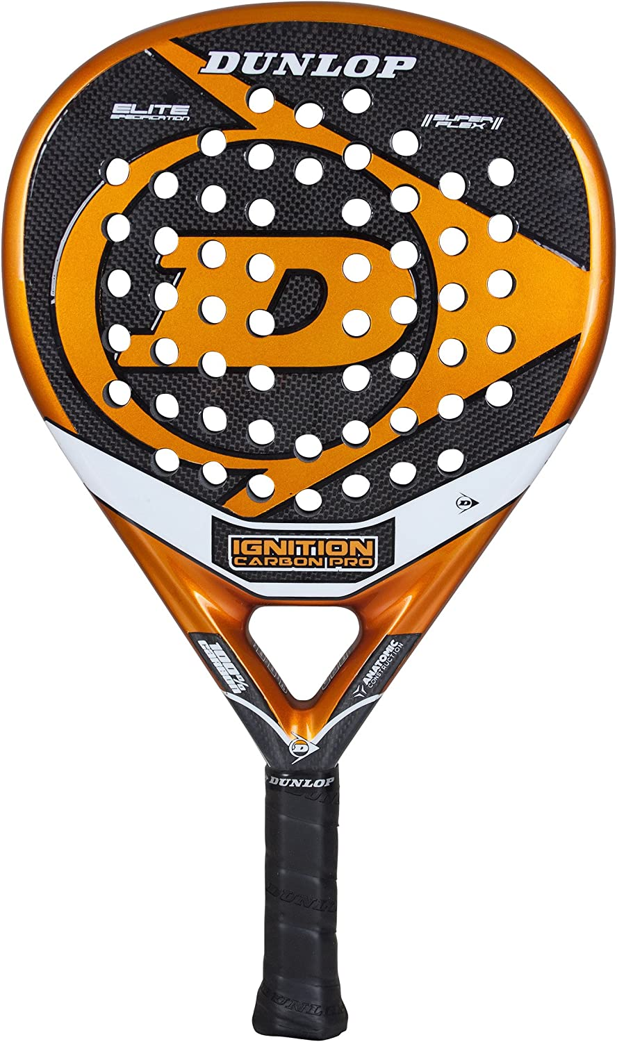 DUNLOP Ignition Carbon Pro - Pala de pádel: Amazon.es: Deportes y ...