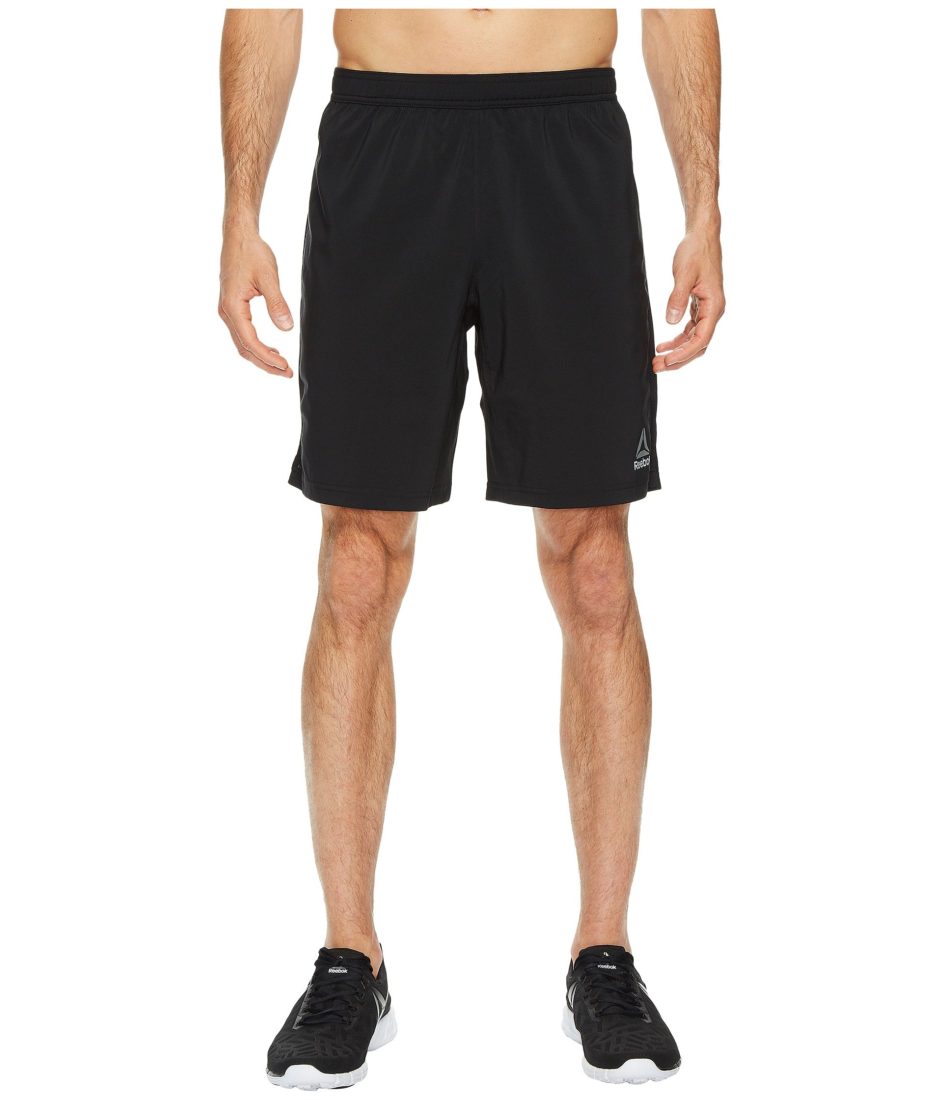 Reebok Performance Short, Black, XX-Large by Reebok