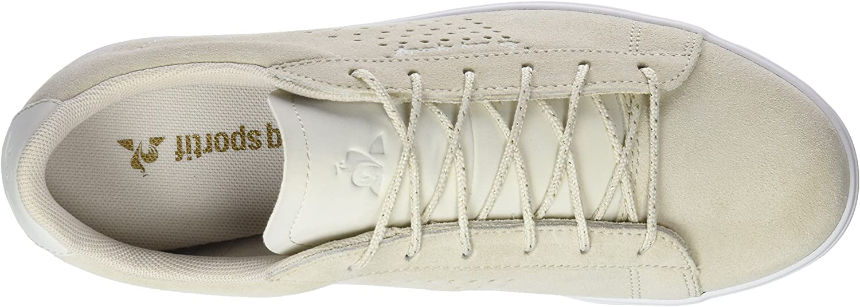 Le Coq Sportif Agate Premium, Baskets Femmes, (Turtle Dove