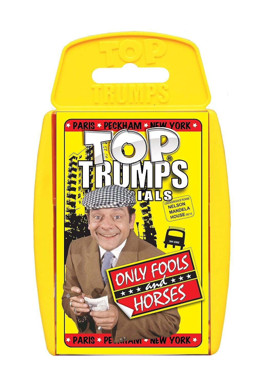 Top Trumps Specials - Only Fools and Horses