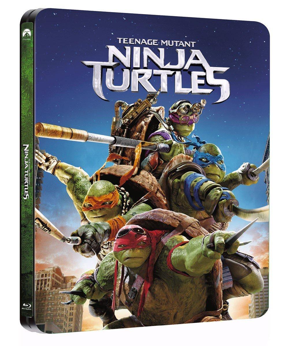 Teenage Mutant Ninja Turtles / Teenage Mutant Ninja 2 ...