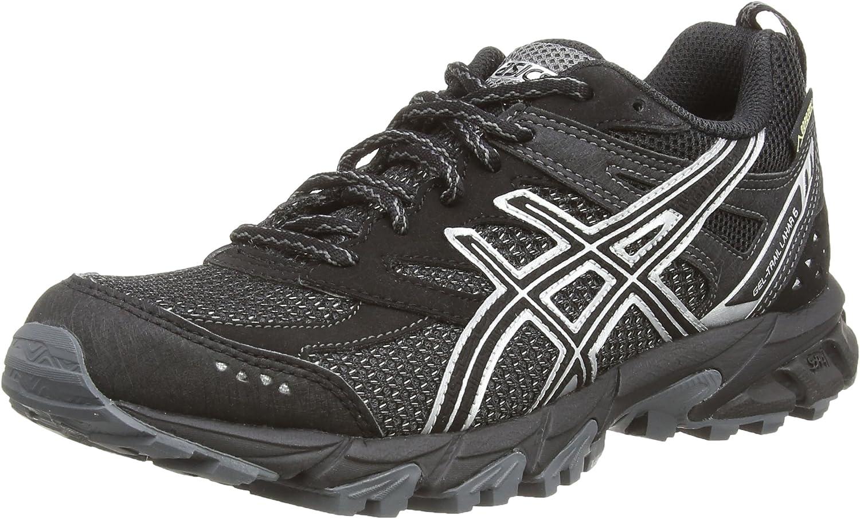 ASICS Gel-Trail Lahar 6 G-TX - Zapatillas de deporte para mujer, color negro, talla 40: Amazon.es: Zapatos y complementos