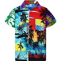 Funky Hawaiian Shirt Mondy multicoloured L