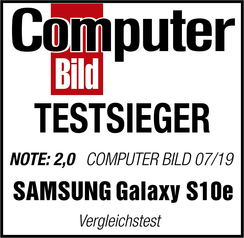 Samsung Galaxy S10e 128GB Dual SIM Prism Black German Version
