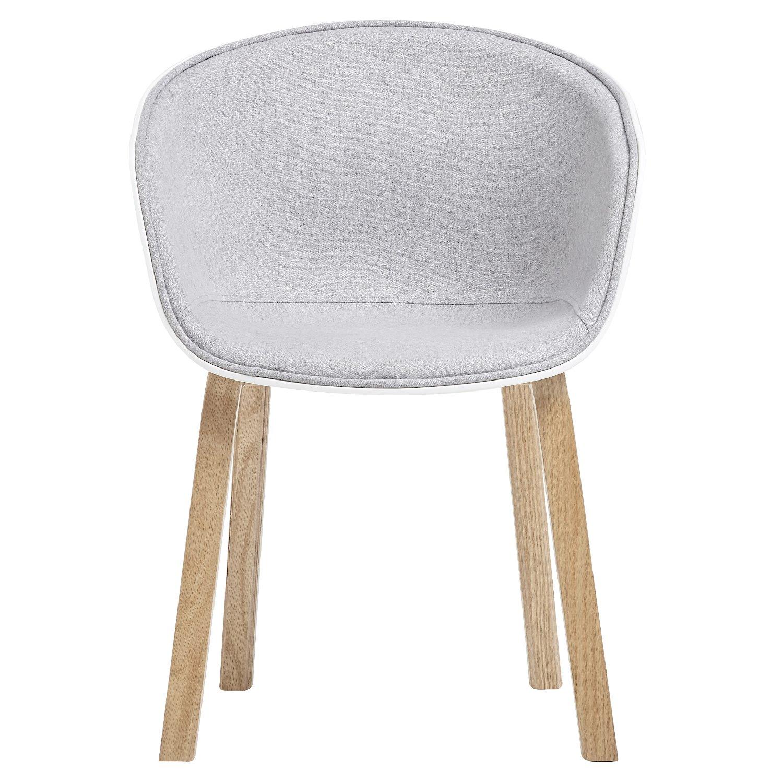 VS Venta-stock Sillón de Comedor (Pack 2 sillones) tapizado ...