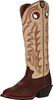 4bb0002fcba Amazon.com   Tony Lama Men's Verde Choco Jasper 3R Buckaroo Cowboy ...