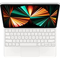Magic Keyboard for iPad Pro 11-inch (3rd Generation) and iPad Air (4th Generation) - US English - White