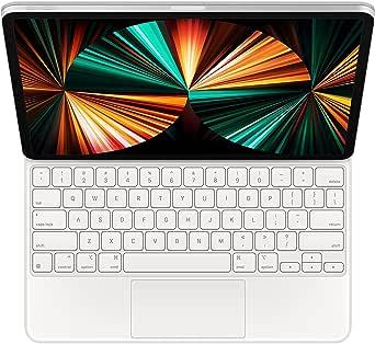 Apple Magic Keyboard (for 12.9-inch iPad Pro - 5th Generation) -US English- White