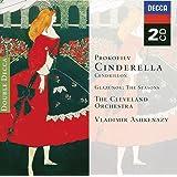 "Prokofiev : ""Cendrillon"" (ballet intégral) op. 87 - Glazounov : ""Les Saisons"" op. 67"