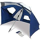 Sport-Brella Sunsoul Heavy-Duty UPF 50+ Umbrella Shelter (8-Foot)