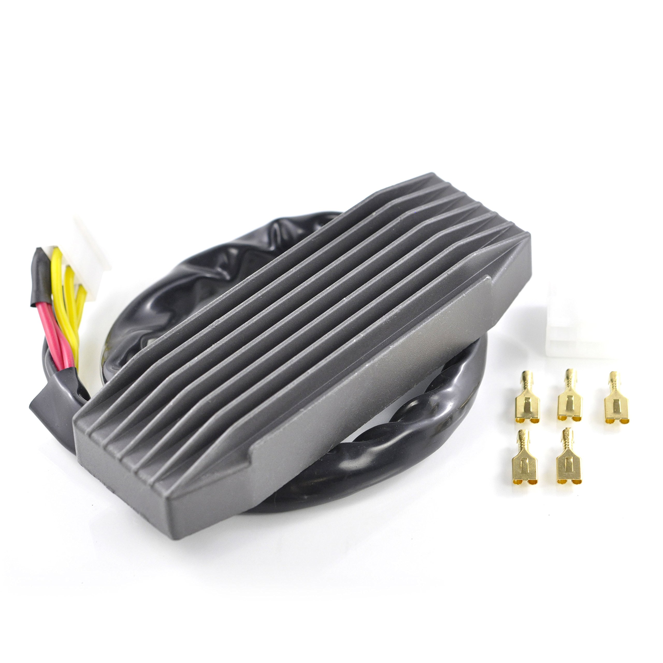 Voltage Regulator Rectifier For Suzuki Boulevard S50 VS800 / S83 VS1400 DR 650 S/SE Intruder VS1400 / VS800 1993-2009